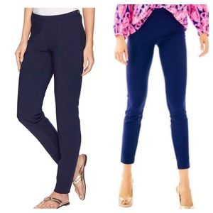 NWT Lilly Pulitzer Alessia Stretch Dinner Pants 4